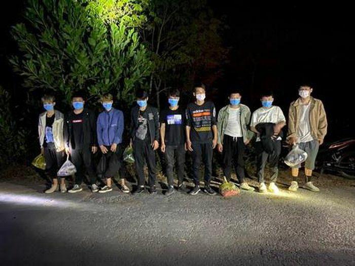 16 người Trung Quốc nhập cảnh trái phép rồi tìm đường sang Campuchia