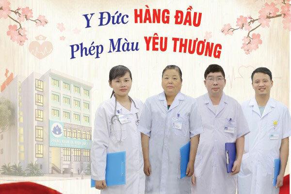Phòng khám đa khoa Lam Kinh – Nơi chăm sóc sức khỏe trọn đời cho bạn!