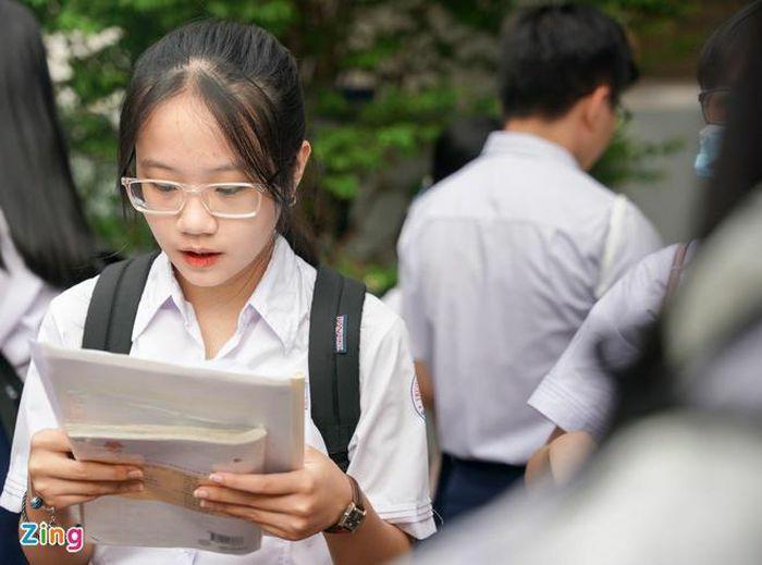 TP.HCM lùi lịch thi học sinh giỏi lớp 9 và 12