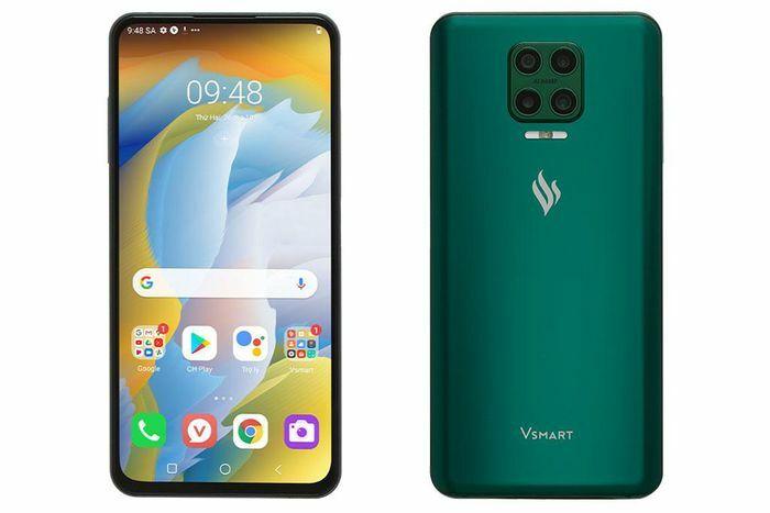 Bảng giá điện thoại Vsmart tháng 3/2021: Giảm giá hấp dẫn