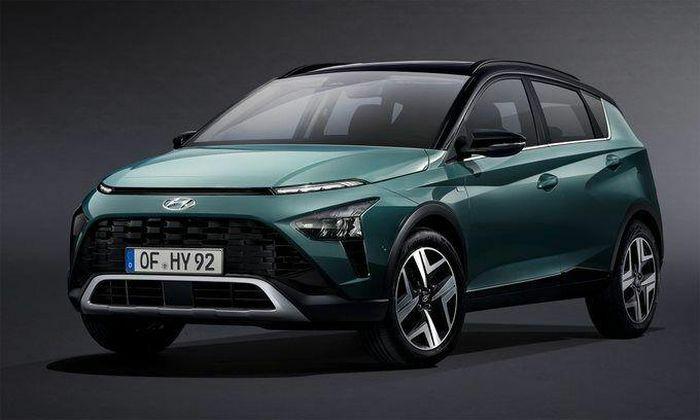 Bayon trở thành mẫu SUV rẻ nhất của Hyundai