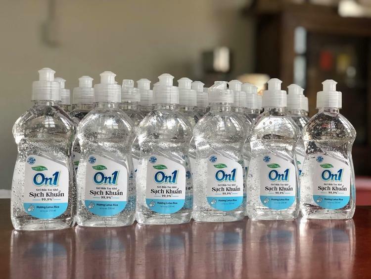 """Lợi nhuận """"khủng"""" của Công ty Cổ phần Bột giặt LIX từ nước, gel rửa tay"""