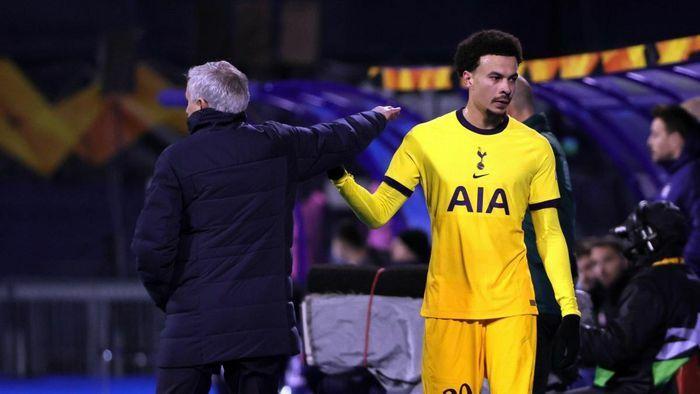 Tottenham sẵn sàng bán Dele Alli với giá bất ngờ