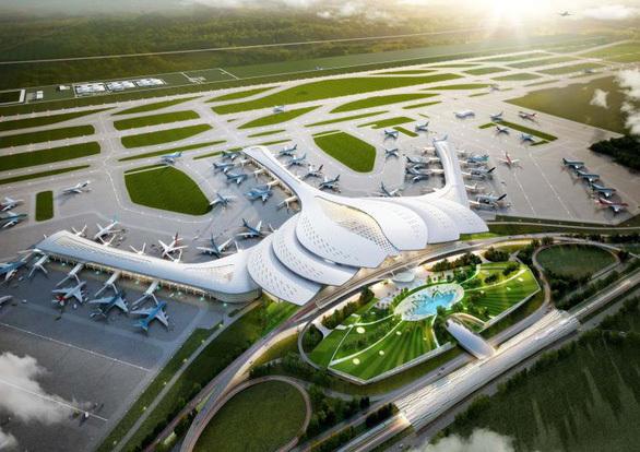 Dòng vốn đầu tư bất động sản tiếp tục đổ về phía đông nhờ hấp lực sân bay Long Thành