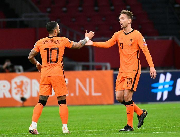 Hà Lan thắng trận đầu ở vòng loại World Cup