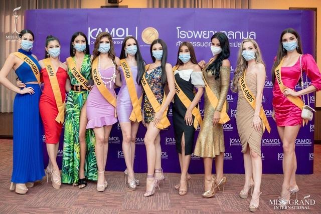 """Hành trình của Ngọc Thảo khi lọt Top 20 """"Hoa hậu Hòa bình Quốc tế 2020"""""""