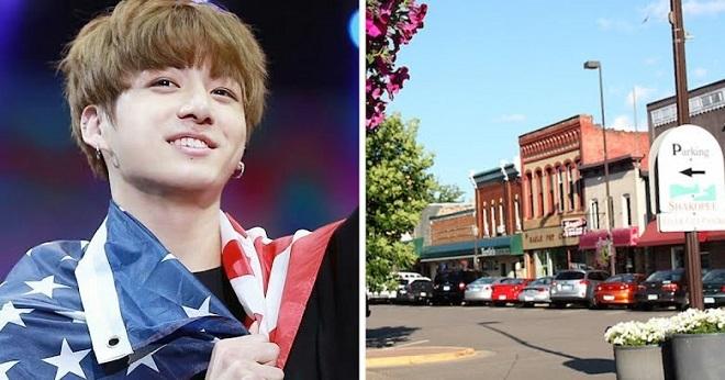 Thành viên BTS trở thành công dân danh dự tại Hoa Kỳ