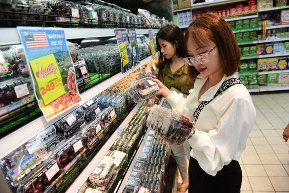"""Doanh nghiệp nông sản Mỹ """"xếp hàng"""" chờ vào thị trường Việt Nam"""