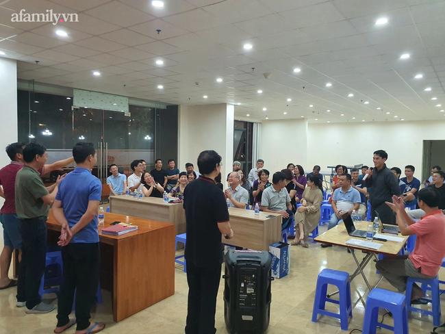Hà Nội: Cư dân chung cư E4 Yên Hòa bức xúc vì chủ đầu tư liên tục trì hoãn bầu Ban quản trị, chậm bàn giao quỹ bảo trì
