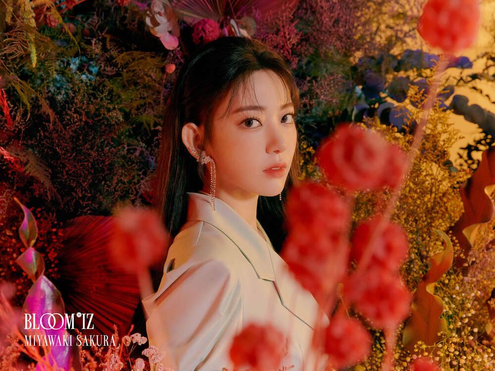 Sakura (IZ*ONE) về chung công ty với BTS?