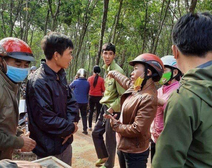 Nghi án người phụ nữ bị sát hại sau khi họp thôn về