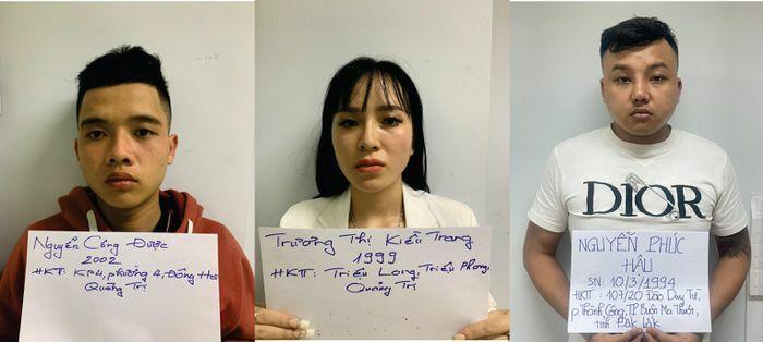 Đà Nẵng: Triệt phá đường dây ma túy của nữ nhân viên Spa