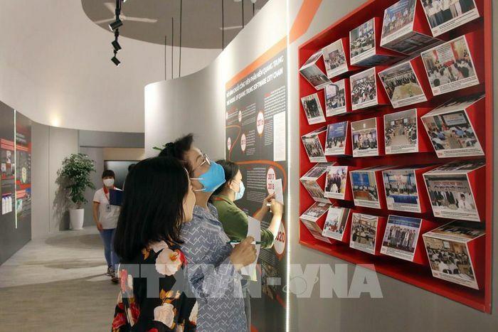 Công viên phần mềm Quang Trung mở cửa bảo tàng về sản phẩm công nghệ