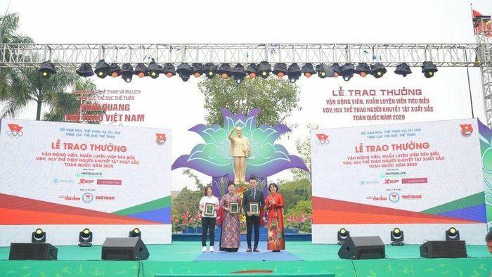 Herbalife Việt Nam đồng hành cùng Tổng Cục Thể dục Thể thao