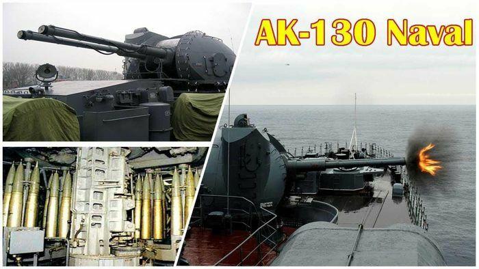 Nga nỗ lực đuổi kịp… Trung Quốc trong lĩnh vực chế tạo trọng pháo hải quân