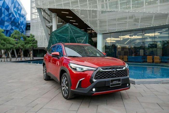 """""""Hàng hot"""" Toyota Corolla Cross sắp được lắp ráp tại Malaysia"""