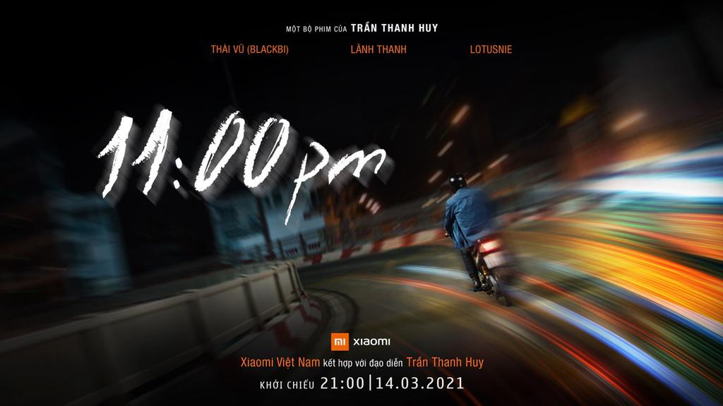 Trần Thanh Huy tự tin với phim mới quay bằng điện thoại, khẳng định tiêu chuẩn thiết bị hoàn toàn do người làm phim định đoạt