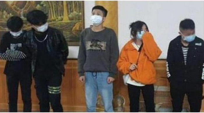 Chở 5 người nước ngoài nhập cảnh trái phép lấy 3 triệu đồng