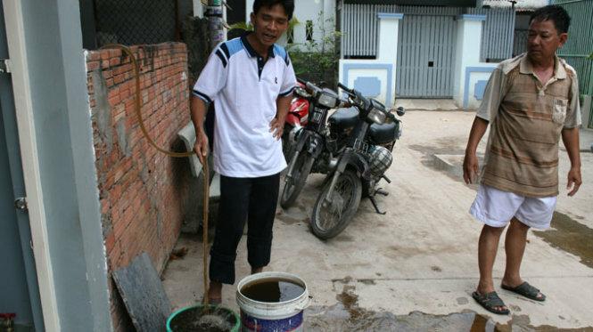 15 phường ở TP.HCM có nguy cơ xài nước đục