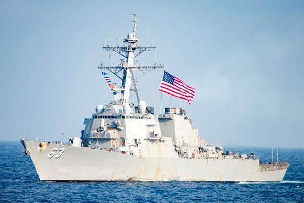 Hải quân Mỹ tuyên bố đối đầu Trung Quốc ở châu Á -Thái Bình Dương