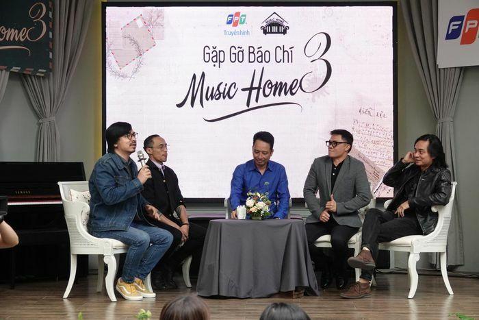Những điều ít biết về nhạc sĩ Trịnh Công Sơn, Trần Lập sẽ được kể trong Music Home mùa 3