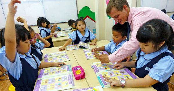 Tiếng Hàn, tiếng Đức là ngoại ngữ 1 trong chương trình giáo dục phổ thông