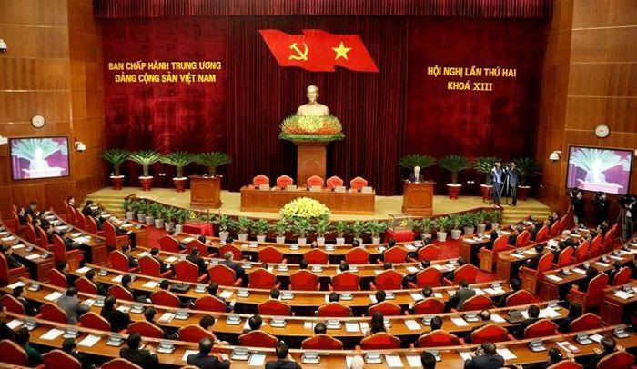 Bế mạc Hội nghị lần thứ hai, Ban Chấp hành Trung ương Đảng khóa XIII
