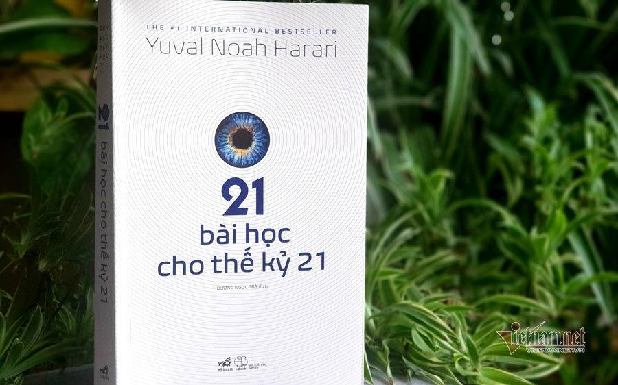 """""""21 bài học cho thế kỷ 21"""": Con người chi phối công nghệ hay công nghệ thao túng con người?"""