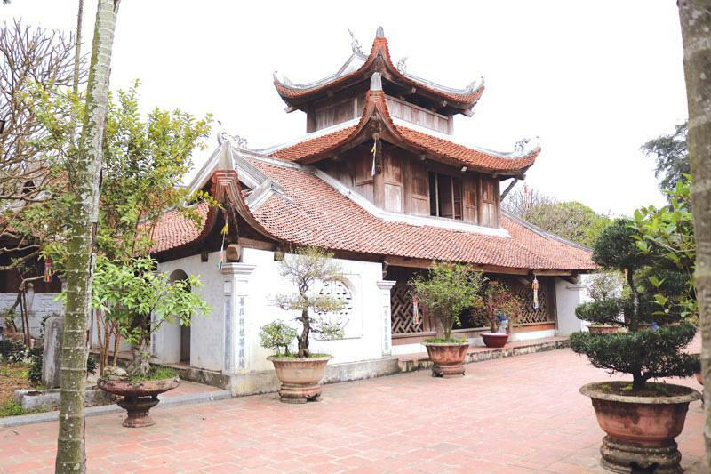 """Bắc Ninh: Bí ẩn ở ngôi chùa cổ """"giấu"""" 4 kho báu Bảo vật Quốc gia"""