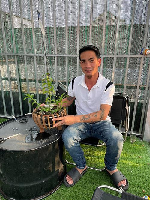 Bí quyết chăm hoa lan khỏe đẹp của ông chủ vườn lan Đào Ngọc Tuân