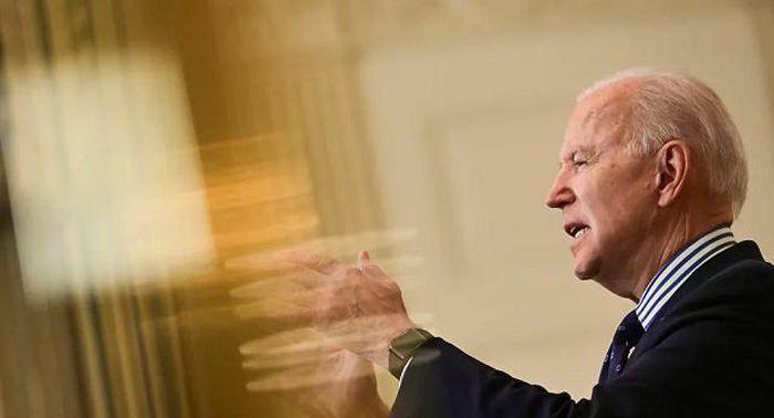 12 bang đồng loạt kiện TT Mỹ Joe Biden