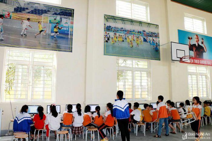 Nhiều cái khó trong quy hoạch lại mạng lưới trường lớp ở Nghệ An