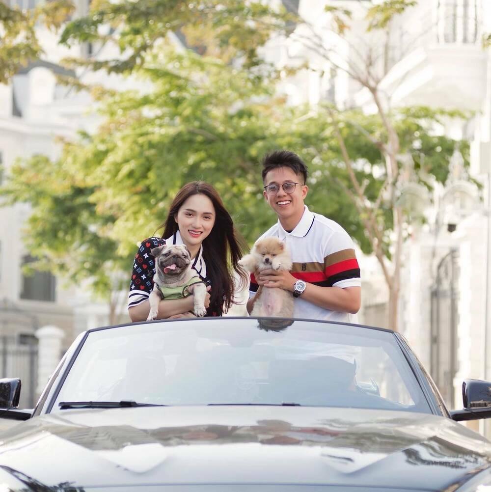 Matt Liu rủ người yêu cũ của Hương Giang đi đánh golf hậu tin đồn chia tay: Đang có chuyện gì đây?