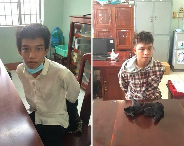 Lời khai của hai anh em ruột dùng súng cướp ngân hàng ở Kiên Giang
