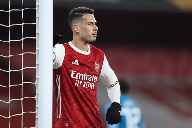 Loại Lacazette, Arsenal sẽ có số 9 đẳng cấp khác