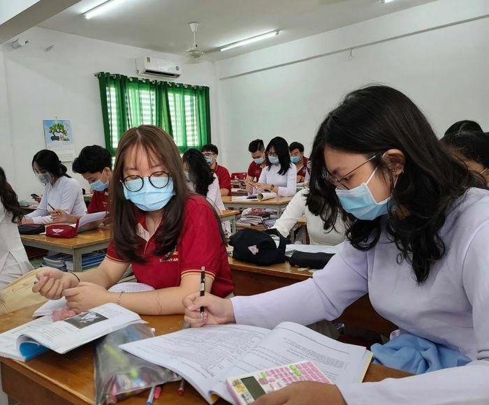 Kỳ thi ổn định tạo chủ động cho nhà trường triển khai kế hoạch dạy học