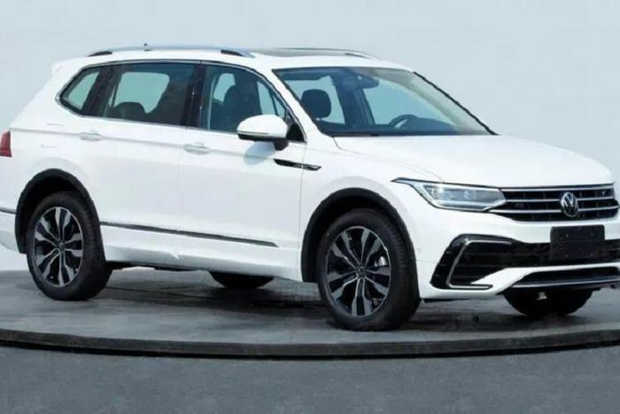 "Volkswagen Tiguan Allspace 2021 có gì để ""đấu"" Mercedes-Benz GLB"