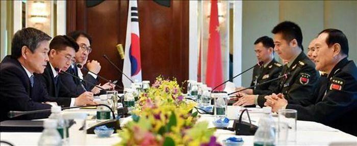 Hàn Quốc, Trung Quốc thiết lập thêm đường dây nóng về quốc phòng