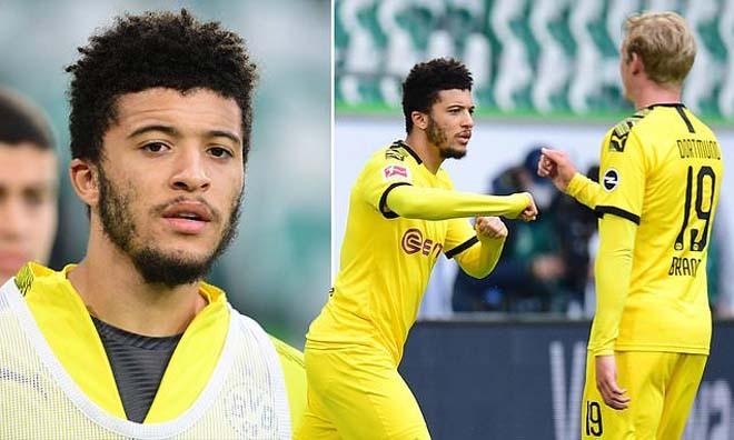 Tin mới nhất bóng đá sáng 9/3: Sancho nghỉ dài hạn, Dortmund lo mất giá