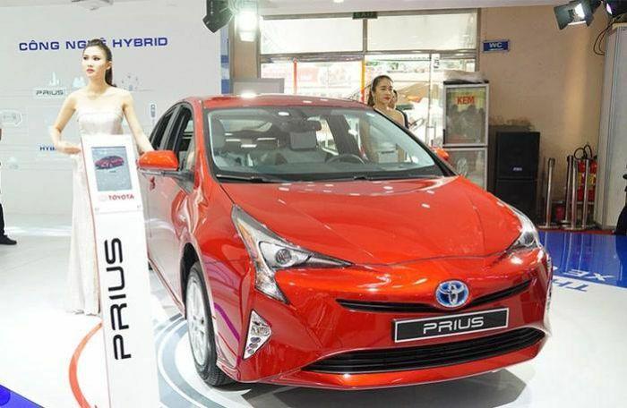 Nghiên cứu của Toyota: Xe hybrid sẽ là xu hướng trong 10 năm tới tại Việt Nam