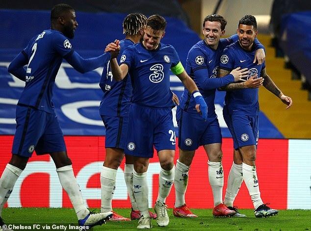 Hai trận tứ kết giữa Porto và Chelsea diễn ra ở Seville
