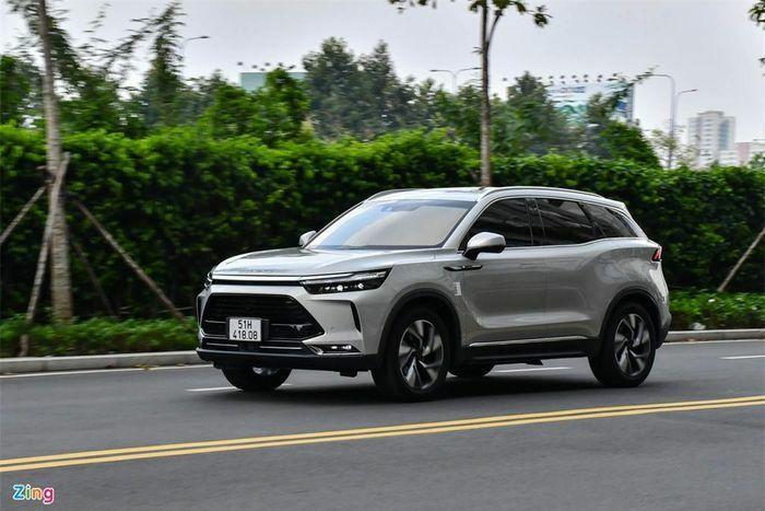 Điểm danh 3 ôtô trang bị phanh tự động có giá thấp nhất tại Việt Nam