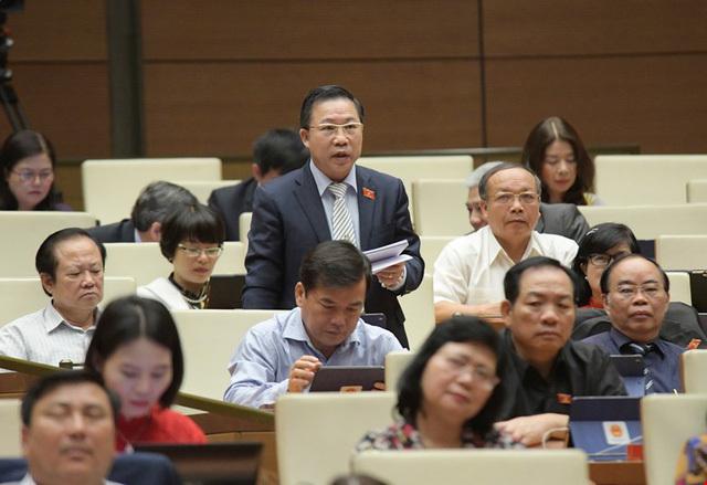 """ĐBQH Lưu Bình Nhưỡng: Vẫn có tình trạng """"hòa giải dưới lưỡi dao"""""""