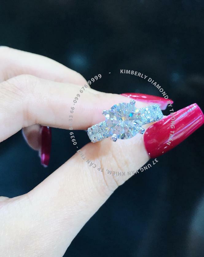 Kimberly Diamond Jewelry – Tôn vinh vẻ đẹp người phụ nữ