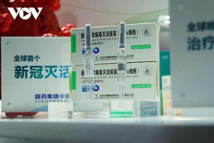 Trung Quốc cho phép người đã tiêm vaccine Covid-19 của nước này nhập cảnh