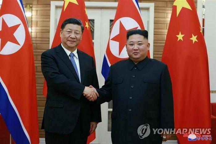 """Triều Tiên kêu gọi hợp tác với Trung Quốc chống lại """"các thế lực thù địch"""""""