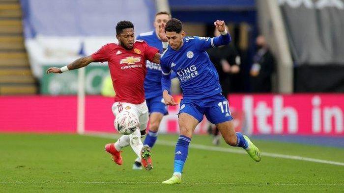 Thua đau Leicester, MU dừng bước ở tứ kết FA Cup