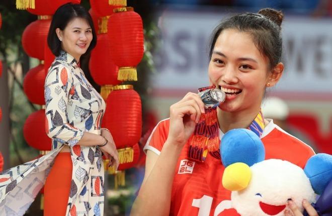 """Người đẹp bóng chuyền Kim Huệ, Thu Hoài trải lòng trước ngày """"giông bão"""""""
