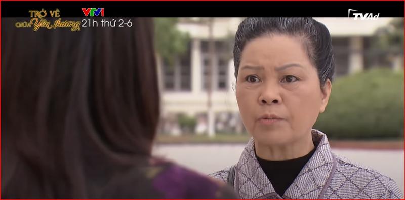 Phim Trở về giữa yêu thương tập 20 phần 2: Bà Sính muốn Yến ly dị chồng