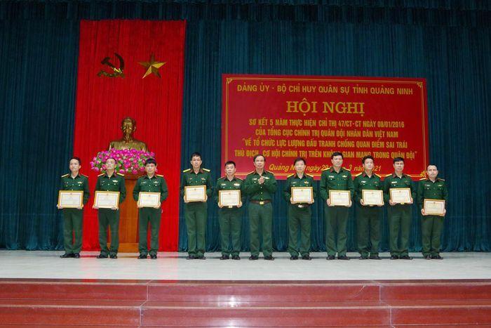LLVT tỉnh Quảng Ninh: Tích cực đấu tranh bảo vệ nền tảng tư tưởng của Đảng